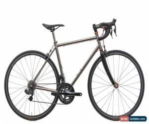 Classic 2012 Seven Cycles Axiom SL Custom Road Bike 51cm Titanium Ultegra Di2 6770 10s for Sale