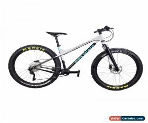 Classic Genesis Tarn 10 2018 Steel 27.5 plus Mountain Bike - One Off Colour Medium for Sale