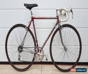 Classic COLNAGO MASTER 1st. gen. vintage italian steel road bike CAMPAGNOLO C-RECORD for Sale