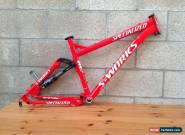 "Specialized Epic S-Works M5 Frame Size 17 1/2"" Fox Brain for Sale"