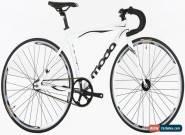 Moda Capo Alloy 650c Junior Track Bike - White for Sale