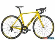 2012 Scott Foil 30 Road Bike Small Carbon SRAM Rival 10s Mavic Cosmic for Sale