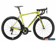 2016 Giant TCR Advanced SL 1 Road Bike Medium Carbon Ultegra Di2 6870 11s PRO for Sale