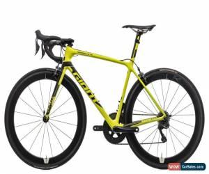 Classic 2016 Giant TCR Advanced SL 1 Road Bike Medium Carbon Ultegra Di2 6870 11s PRO for Sale