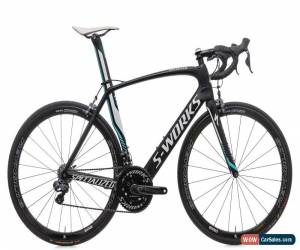 Classic 2014 Specialized S-Works Venge Road Bike 56cm Carbon Shimano Ultegra Di2 6870 for Sale