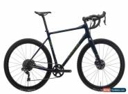 2017 Parlee Chebacco Gravel Bike Large Carbon Shimano Di2 11 Speed for Sale