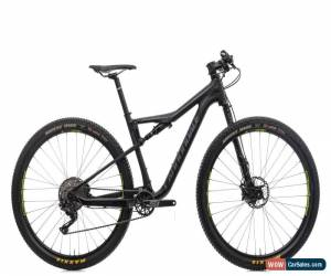 "Classic 2018 Cannondale Scalpel-Si Carbon 3 Mountain Bike Medium 29"" Shimano XT M8000 11 for Sale"