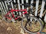 "Kona Hahanna 20"" retro 90s mountain bike cycle tidy Project 2 forks Araya wheels for Sale"