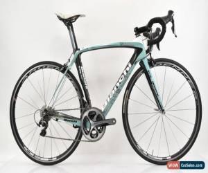 Classic Bianchi 2013 Oltre XR Carbon Bike Dura-Ace 55cm Celeste for Sale