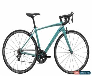 Classic 2017 Bianchi Infinito CV Road Bike 50cm Small Carbon Shimano Ultegra 6800 11s for Sale