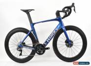 2018 Specialized S-Works Venge Vias Disc Di2 56cm Tarmac Bl/Purp Cham/Met for Sale