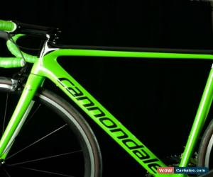 Classic 2018 Cannondale Evo High Mod Carbon Road Bike, Size 54cm, E-Tap for Sale