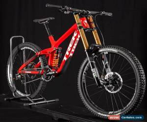 Classic NOS 2017 Trek Session 9.9 DH 27.5 Race Shop Limited Mountain Bike Size Small for Sale