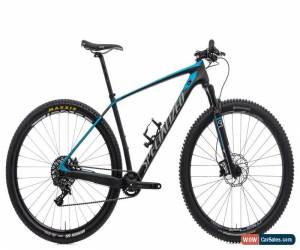 Classic 2015 Specialized Stumpjumper Elite Carbon World Cup Mountain Bike Large SRAM for Sale