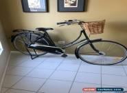 Dutch Gazelle Ladies Bike for Sale