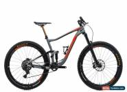 "2018 Giant Anthem Advanced 2 Mountain Bike Medium 27.5"" Carbon SRAM X1 11s Fox for Sale"