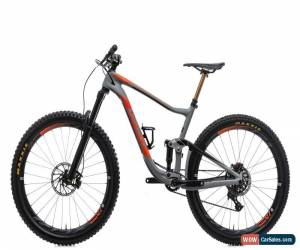 "Classic 2018 Giant Anthem Advanced 2 Mountain Bike Medium 27.5"" Carbon SRAM X1 11s Fox for Sale"