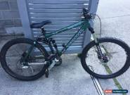 Kona Dawg Mountain Bike Dual Suspension for Sale