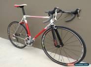 Steel Frame Road Bike, Dura Ace, 56cm Large for Sale