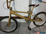 RARE GT VINTAGE BMX BIKE POWER SERIES  for Sale