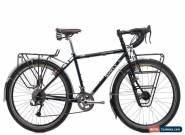 2012 Surly Trucker Deluxe Gravel Road Bike 42cm Steel Shimano Deore XT 770 9s for Sale