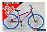 Classic MAFIABIKES Blackjack Medusa Blue 26 inch Wheelie Bike for Sale