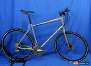 New 2017 Orbea Vector 32 Disc City, Hybrid, Road Bike XL/Extra Large $750 Retail for Sale