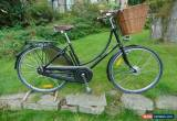 Classic Pashley Princess Sovereign British Steel Vintage Style Hand Made Cycle Used Once for Sale