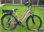Brand New Women / Ladies 36v Electric Bike ( Purple for Sale
