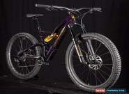 Used 2017 Specialized FSR Carbon Coil StumpJumper Mountain Bike Size Large for Sale