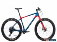 "2019 Salsa Beargrease Fat Bike X-Large 27.5"" Carbon SRAM NX Eagle 12s SUNringle for Sale"