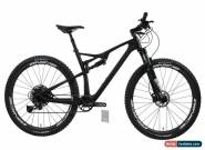 "Sram SX Eagle DUB 12s Carbon Mountain Bike Full Suspension Frame Shock 19"" 29er for Sale"