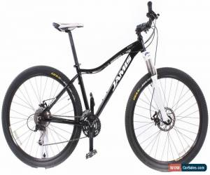 "Classic USED 2011 Jamis Exile 1 19"" Aluminum Hardtail Mountain Bike Shimano 3x8 Speed for Sale"