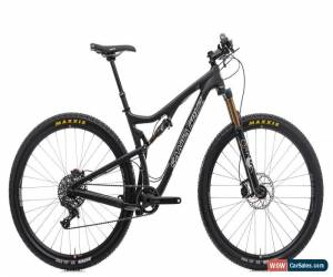 "Classic 2014 Santa Cruz Tallboy C Mountain Bike Medium 29"" Carbon SRAM X01 11s Fox WTB for Sale"