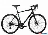 New! Masi Volare Disc Road Bike black/abalone 2017 Size 53.5 Medium/Large for Sale