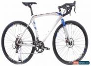 USED 2013 Raleigh RX 2.0 53cm Aluminum Cyclocross Gravel Bike Disc Shimano 105 for Sale