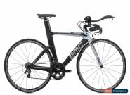 2015 BMC Timemachine TM02 Time Trial Bike Small Carbon Shimano Ultegra Fulcrum for Sale
