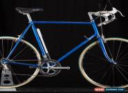 Vintage 1974 Woodrup Size 62 Steel L'Eroica Road Bicycle Campagnolo Record for Sale