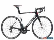 2016 Argon 18 Nitrogen Road Bike Medium Carbon Shimano Ultegra Di2 6870 11 Speed for Sale