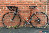 Classic Reynolds 531 / Campagnolo mens vintage road bike 53.5cm for Sale