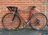 Reynolds 531 / Campagnolo mens vintage road bike 53.5cm for Sale