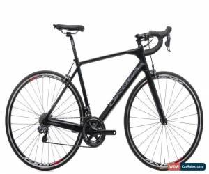 Classic 2016 Orbea Orca Road Bike 55cm Carbon Shimano Ultegra Di2 6870 11s Axis 2.0 for Sale