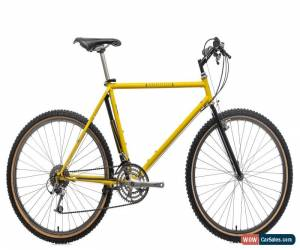 """Classic 1987 Schwinn Paramountain Mountain Bike Large 26"""" Steel Ned Overend Edition for Sale"""