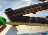 mountain bike santa cruz bullit frame for Sale
