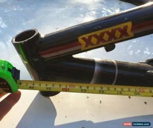 Classic mountain bike santa cruz bullit frame for Sale