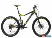 2018 Giant Stance 2 Mountain Bike Large 27.5 Aluminum Shimano SR Suntour for Sale