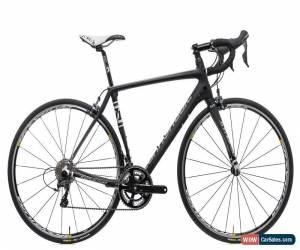 Classic 2014 Cannondale Synapse Hi-Mod Ultegra Road Bike 54cm Carbon Shimano Mavic for Sale