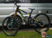 2018 GT FURY TEAM DOWNHILL MOUNTAIN BIKE (NEARLY NEW)  for Sale