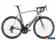 2012 Specialized Venge Pro Ui2 Road Bike 58cm Carbon Shimano Ultegra Roval Quarq for Sale