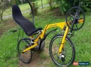 """Liegerad Liegefahrrad Ligfiets Flevobike Flevo-Bike 20"""" Scheibenbremsen  NEU for Sale"""